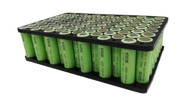 48V17AH Kobois Battery Pack